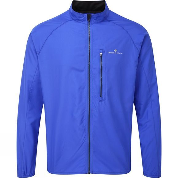 Ronhill Mens Everyday Jacket Azurite