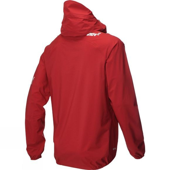 Inov-8 Mens AT/C Stormshell Jacket DARK RED