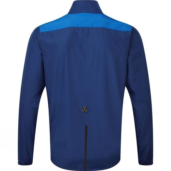Ronhill Men's Stride Windspeed Jacket Midnight Blue/Azurite