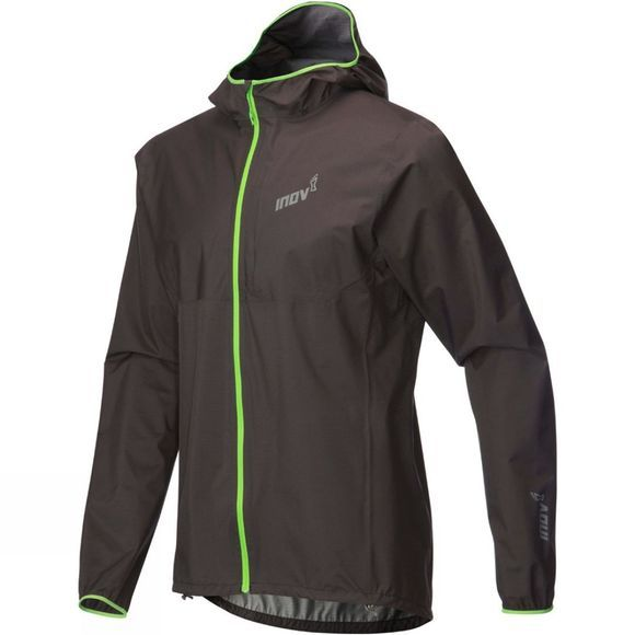 Inov-8 Men's Trailshell FZ Jacket Grey