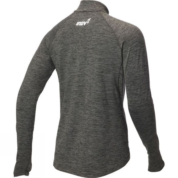 Inov-8 Mens At/C Mid Layer Long Sleeve Hz Dark Grey
