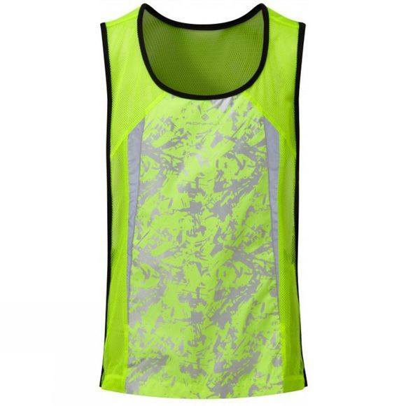 Ronhill Run Bib Fluo Yellow