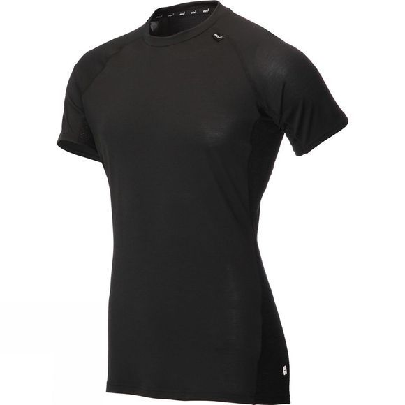 Inov-8 Mens Merino Short Sleeve Top BLACK