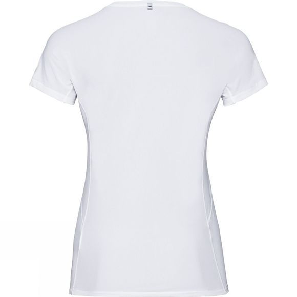 Odlo Womens Top Crew Neck Omnius Light White