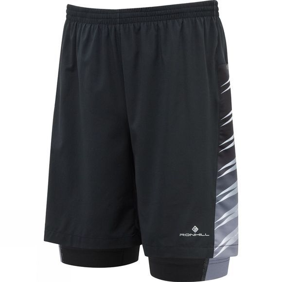 "Mens Advance Twin 7"" Shorts"