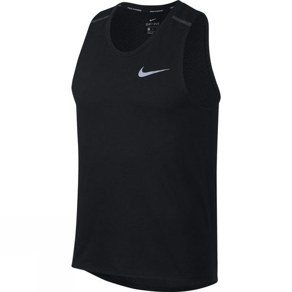 Nike Breathe Rise 365 Running Tank Black