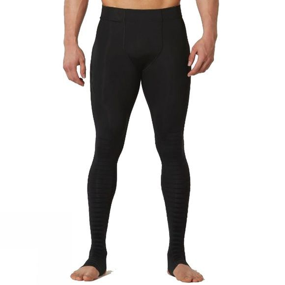 2XU Mens Power Recharge Recovery Tights BLACK/NERO