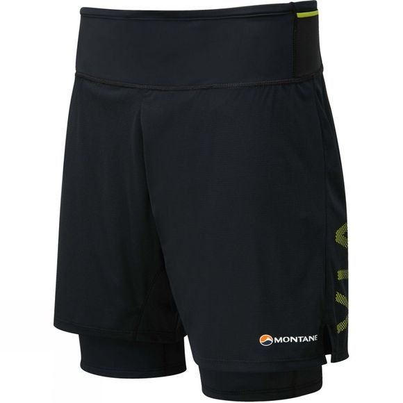 Montane Mens Trail 2Sk Shorts Black