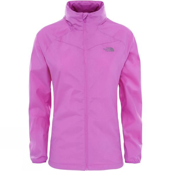 The North Face Womens Rapida Jacket Sweet Violet