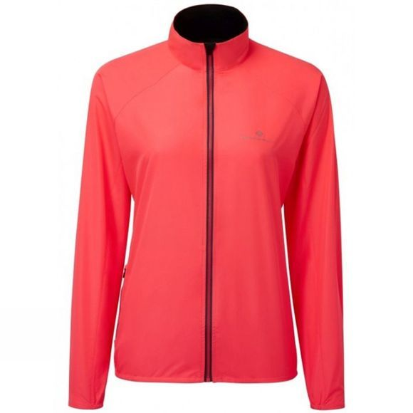Ronhill Womens Everyday Jacket Hot Pink