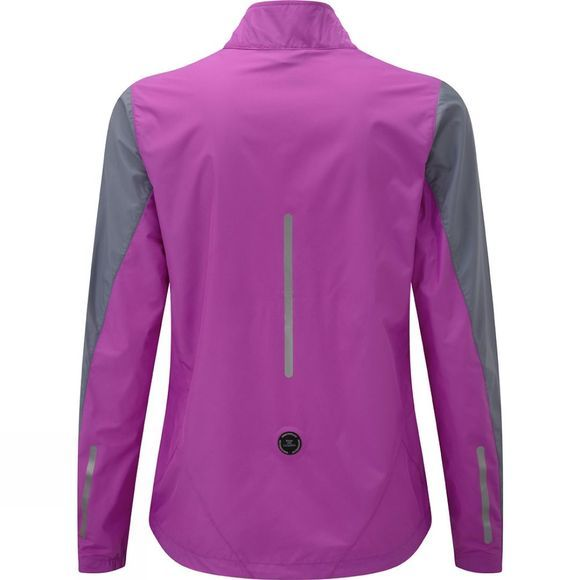 Ronhill Womens Stride Windspeed Jacket Thistle/Granite