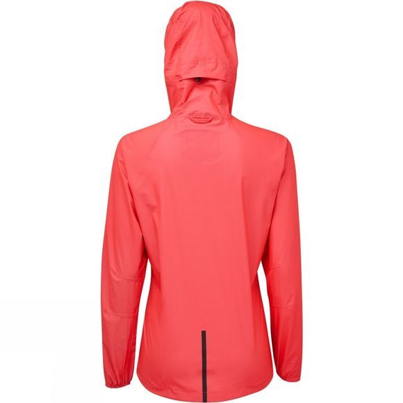 Ronhill Womens Infinity Fortify Jacket Hot Pink/Charcoal