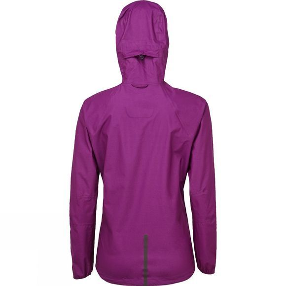 Ronhill Womens Infinity Fortify Jacket Grape Juice/Hcoral