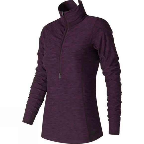 Womens In Transit Half Zip