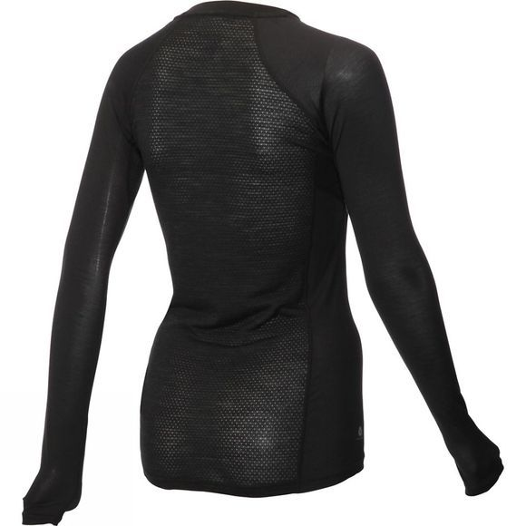 Inov-8 Womens At/C Merino Long Sleeve Black