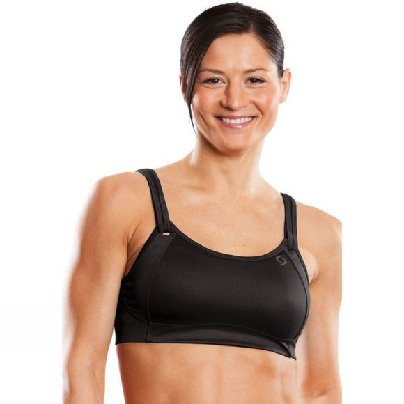 Moving Comfort Fiona Bra BLACK