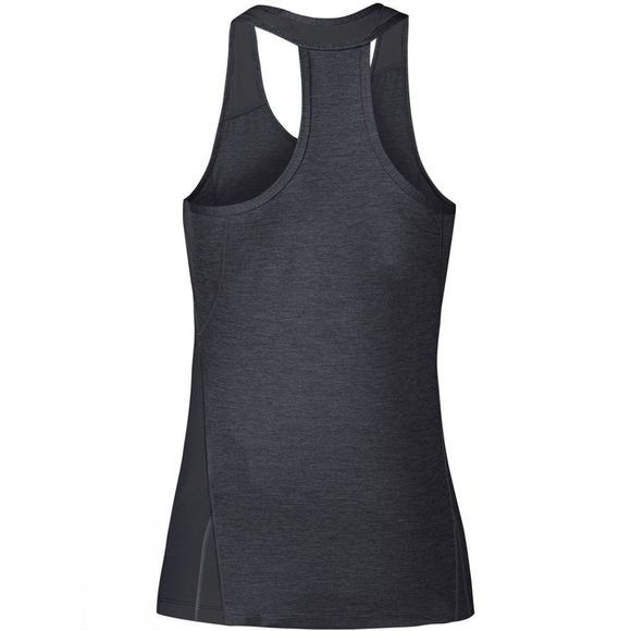 Gore Running Wear Womens Sunlight Lady Top Raven Brown