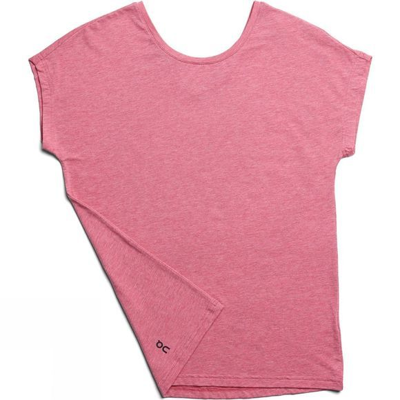 On Womens Comfort-T Dust Rose