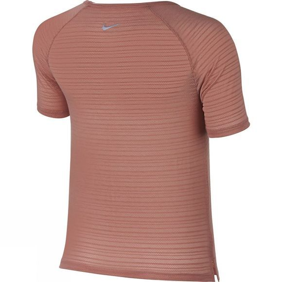 Womens Miler Top Short Sleeve Breathe