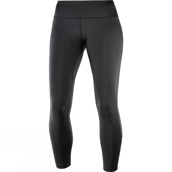 Salomon Womens Agile Long Tights 2018 Black