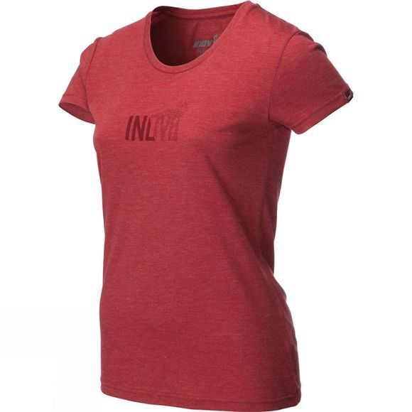Womens At/C Tri Blend Transition Running T-Shirt