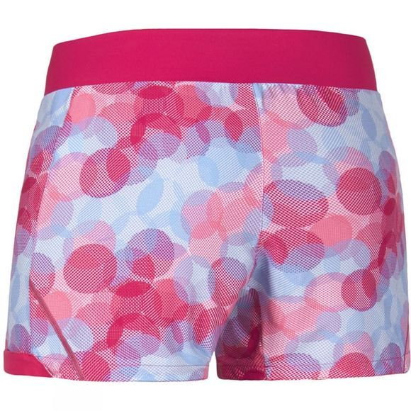 Womens Sunlight Lady Print Shorts