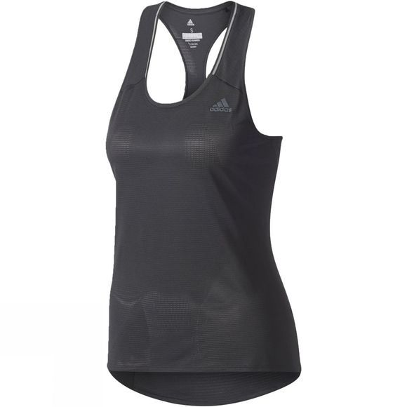 Adidas Womens Supernova Tank Top Black