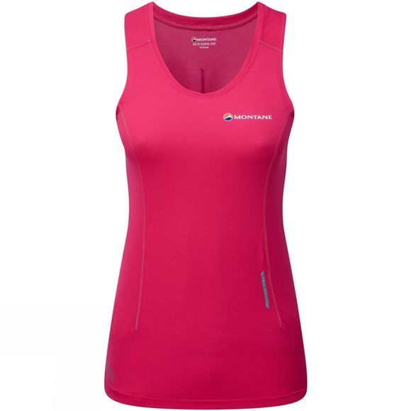 Montane Womens Claw Vest Dolomite Pink