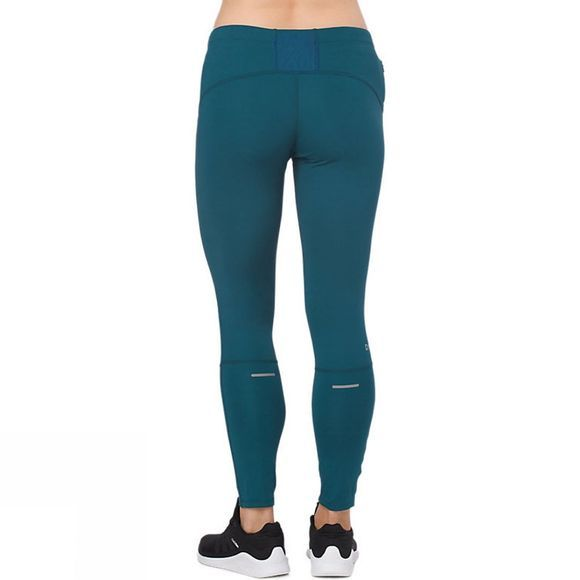 Asics Womens 7/8 Tights Blue Steel