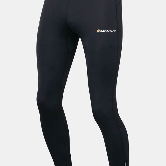 Montane Womens Trail Series Long Tights Black