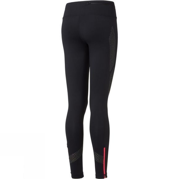 Ronhill Womens Infinity Nightfall Tights Black/Reflect