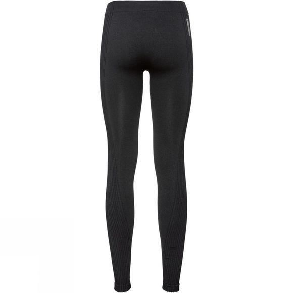 Odlo Womens Pure Ceramiwarm Tights Black