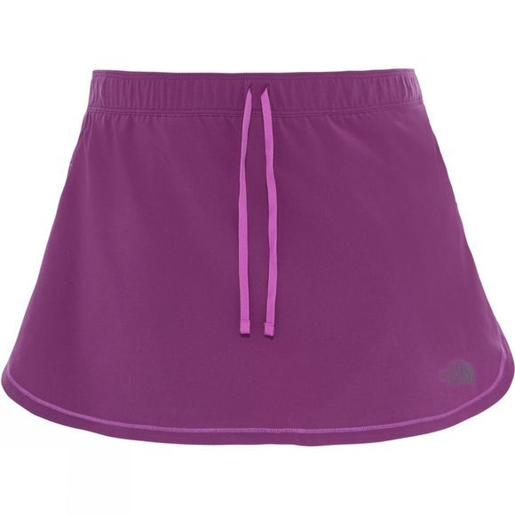 The North Face Womens Runagade Woven Skort Wood Violet/Sweet Violet