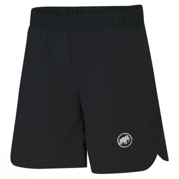 Mammut Womens MTR 141 Shorts Long Black
