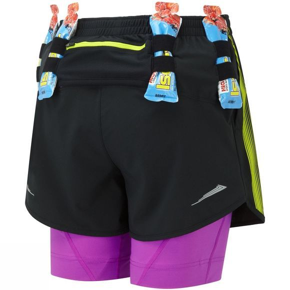 Womens Infinity Fuel Twin Shorts