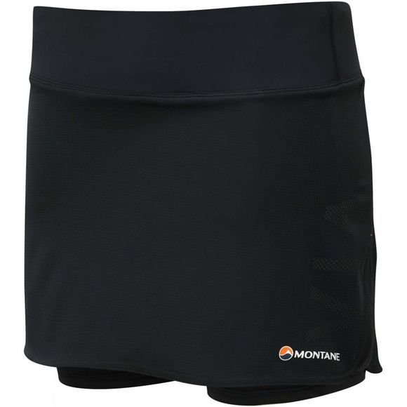 Montane Womens Trail 2Sk Skort Black