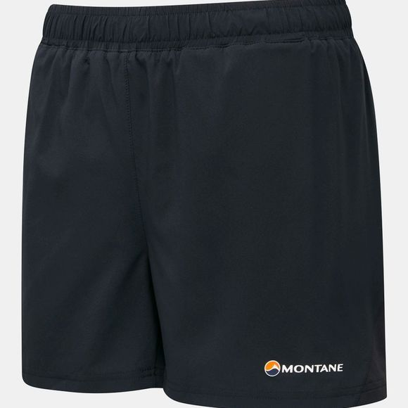 Montane Womens Claw Shorts Black