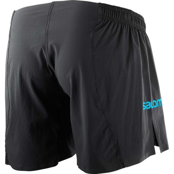 Salomon Womens S-Lab Short 6 Shorts Black