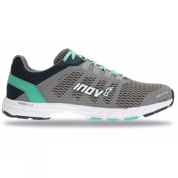 Inov-8 Womens Roadtalon 240 Road Running Shoe Grey/Navy/Teal