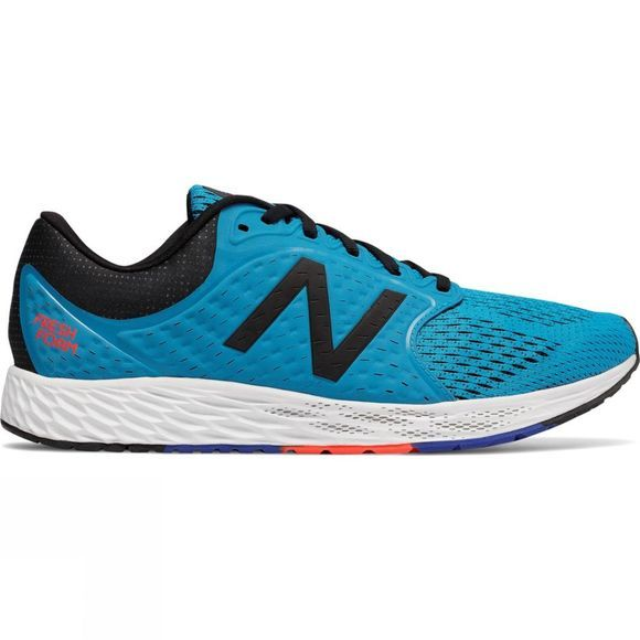New Balance Mens Fresh Foam Zante Bright Blue