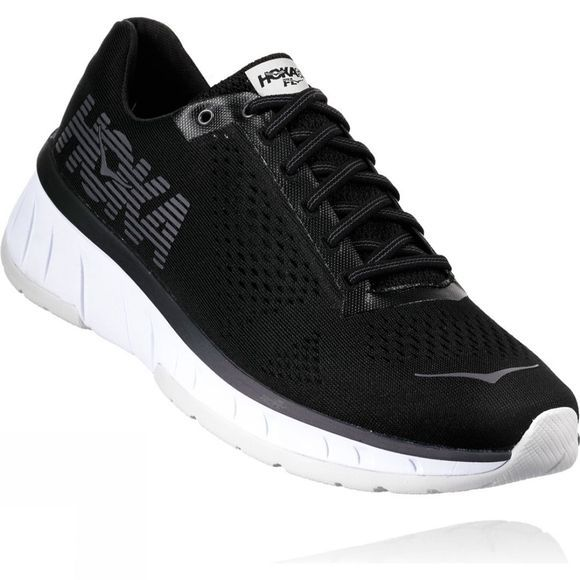 Hoka One One Mens Cavu Black / White