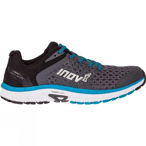 Inov-8 Mens Roadclaw 275 V2 Road Running Shoe Grey/ Blue