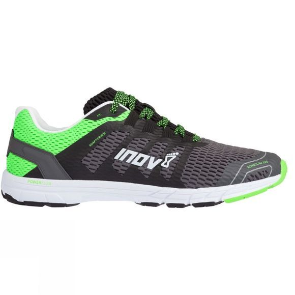 Inov-8 Mens RoadClaw 240 Shoes Grey/Green