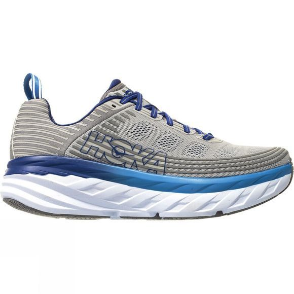 Hoka One One Bondi 6 Wide  Vapor Blue / Frost Gray
