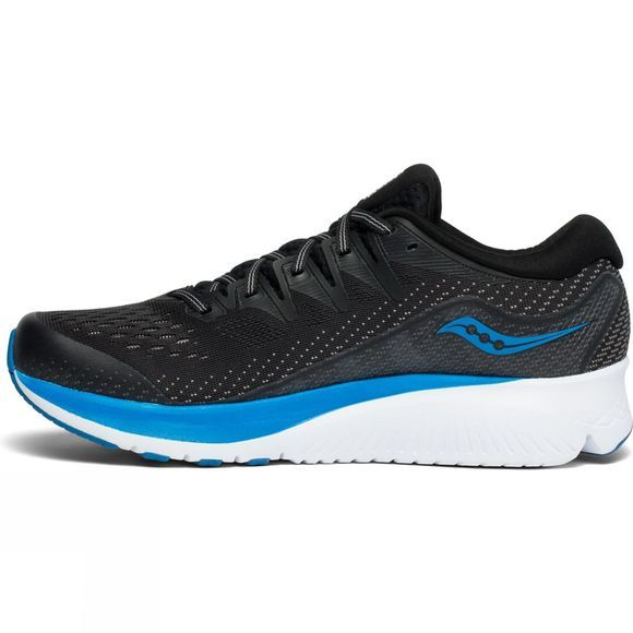 Saucony Mens Ride ISO 2 Black / Blue