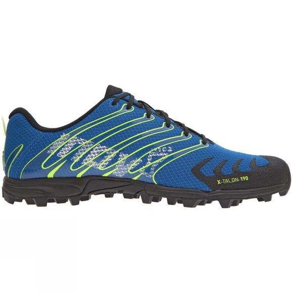 Inov-8 Mens X-Talon 190 Shoe Dk Blue/Yellow