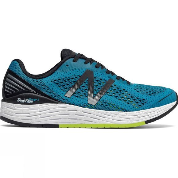 New Balance Mens Fresh Foam Vongo Bright Blue