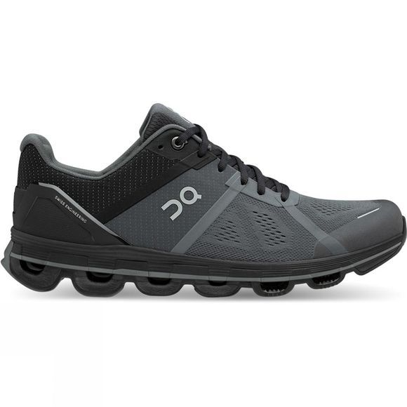 On Mens Cloudace Graphite/ Rock