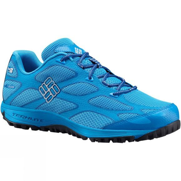 Columbia Mens Conspiracy IV Outdry Hiking Shoe Static Blue / Steam