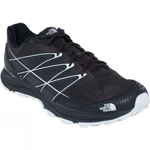 The North Face Mens Litewave Endurance Shoe TNF Black/TNF White